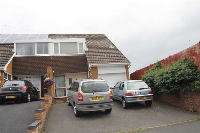 Thumbnail Semi-detached house for sale in Severn Road, Halesowen