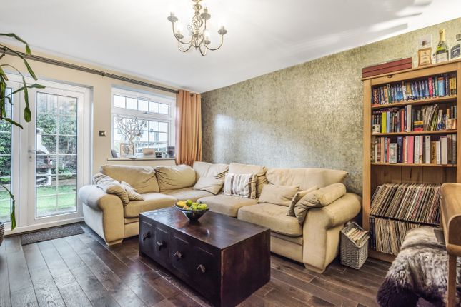 Thumbnail Semi-detached house for sale in Compton Terrace, Hoppers Road, London