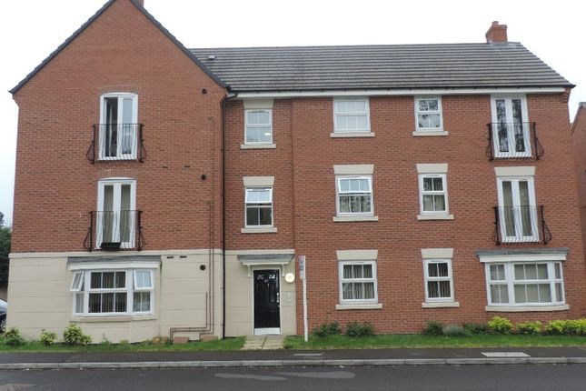 Thumbnail Flat to rent in Danbury Place, Humberstone Heights, Leicester, Leicestershire