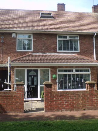 Thumbnail Terraced house for sale in Mornington Avenue, Kenton, Newcastle Upon Tyne