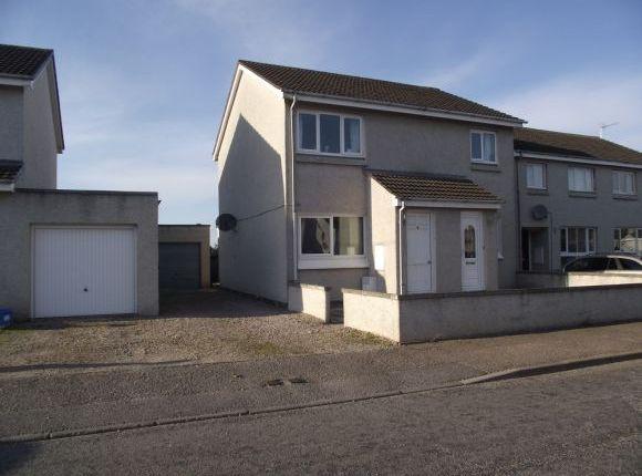 Thumbnail Flat to rent in Elmfield Road, New Moray, Elgin