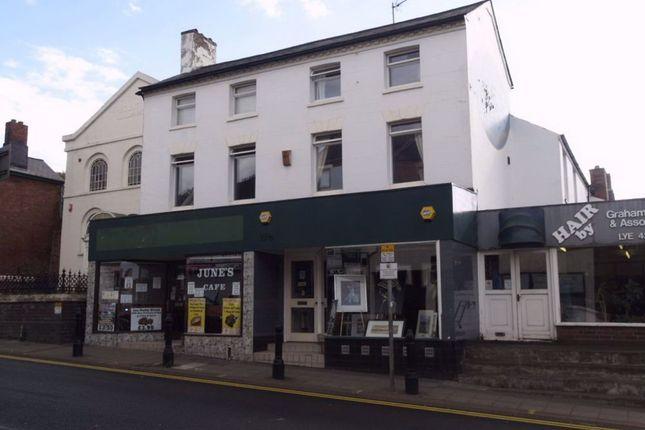 Thumbnail Flat to rent in High Street, Lye, Stourbridge, West Midlands