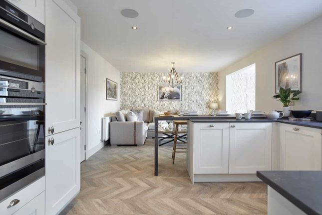 Lawrie Grand, Bearsden, Kitchen Dining