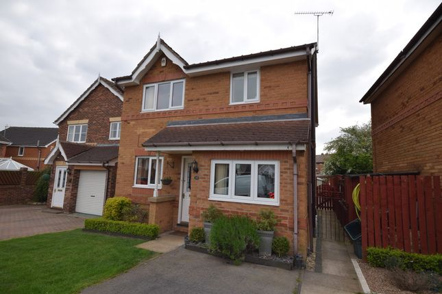 Thumbnail Detached house for sale in Radcliffe Lane, Scawthorpe, Doncaster