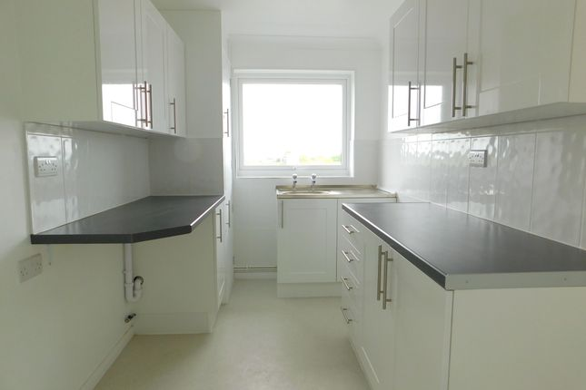 Thumbnail 2 bedroom flat for sale in Eastbourne Road, Pevensey Bay