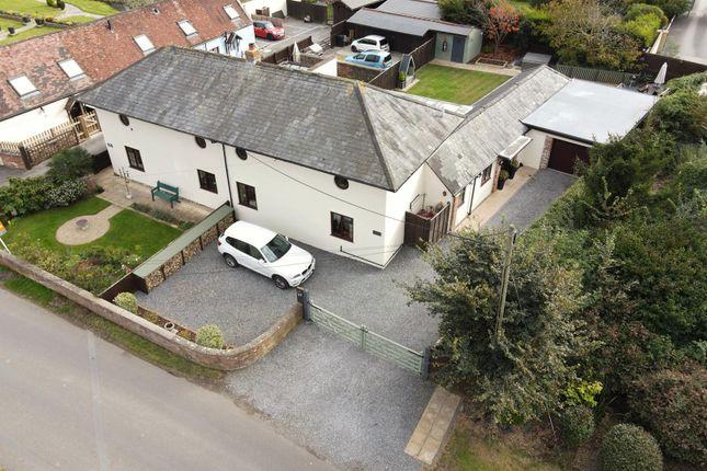 Thumbnail Semi-detached house for sale in Edingworth Road, Edingworth, Weston-Super-Mare