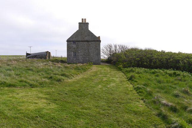 Thumbnail Land for sale in St. Margarets Hope, Orkney