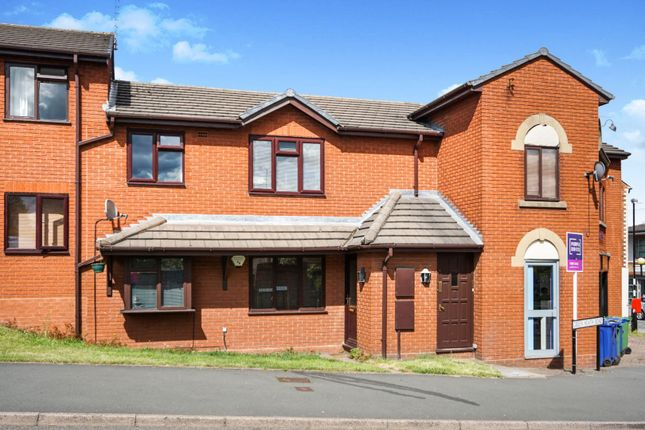 Thumbnail Flat for sale in Greenheath Road, Hednesford, Cannock