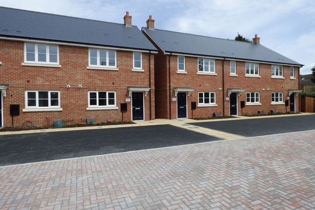 Thumbnail Terraced house for sale in Earls Park, Tuffley Crescent