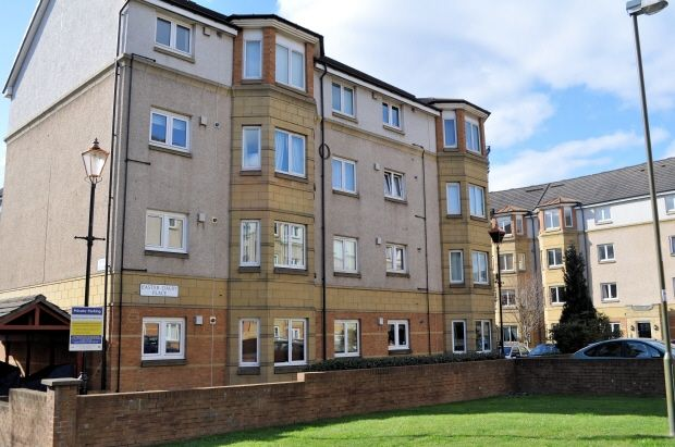 Thumbnail Flat to rent in 13/6 Duff Road, Edinburgh