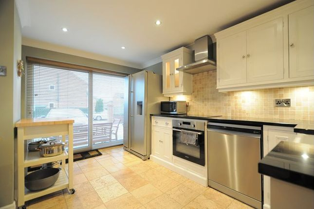 Thumbnail Town house for sale in Etherington Court, Beverley
