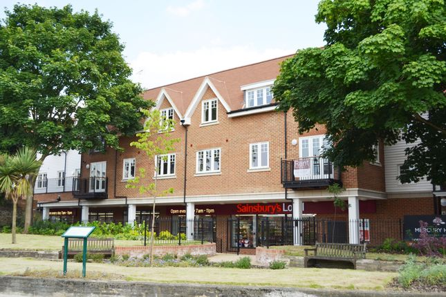 Thumbnail Flat for sale in Mercury House, Ewell, Surrey