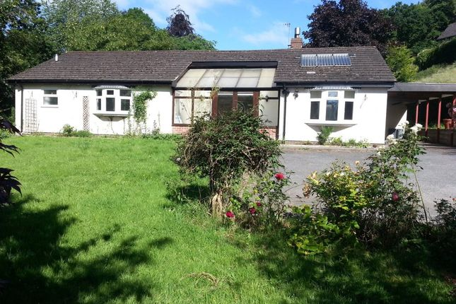 Thumbnail Detached bungalow to rent in Hay On Wye, Clyro