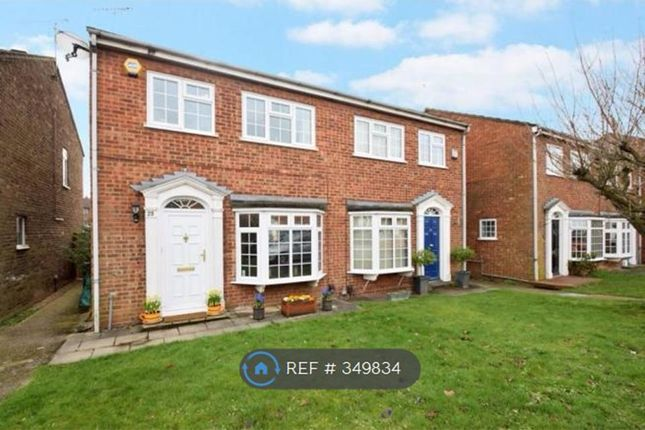 Thumbnail Semi-detached house to rent in Cardinals Walk, Taplow, Maidenhead