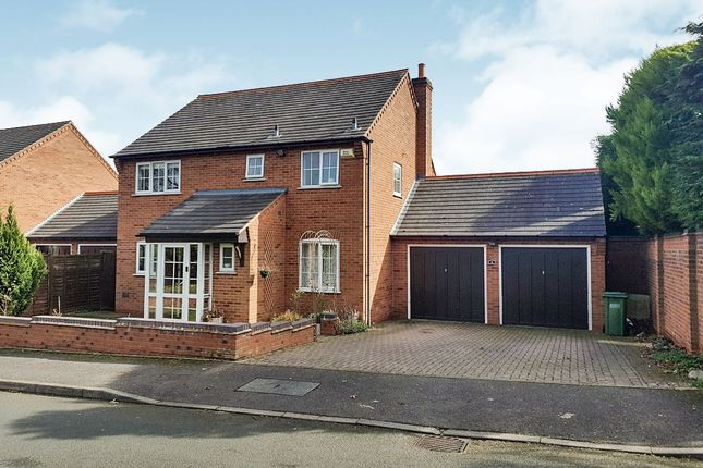 Thumbnail Detached house for sale in Chadwell Drive, Shirley, Solihull