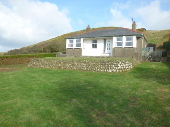 Thumbnail Bungalow for sale in Llangian, Pwllheli, Gwynedd