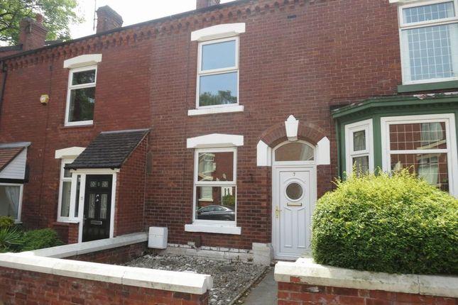 Thumbnail Terraced house to rent in Chadwick Street, Ashton-Under-Lyne