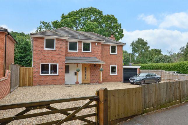 Thumbnail Detached house for sale in Riverside Road, West Moors, Ferndown, Dorset