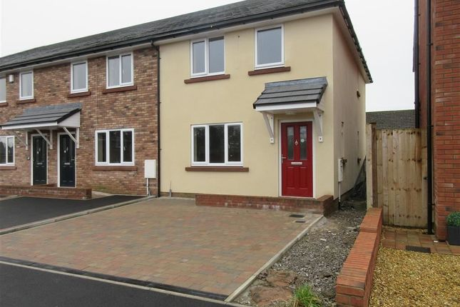 Thumbnail Terraced house for sale in Lonsdale View, Dearham, Maryport