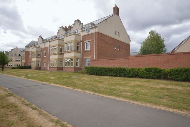 Thumbnail Flat for sale in Station Road, Donnington, Telford