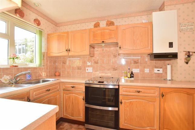 Thumbnail Detached house for sale in Hillary Close, East Grinstead, West Sussex