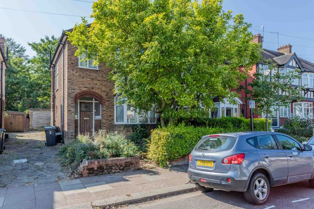 Thumbnail Semi-detached house for sale in Passmore Gardens, London