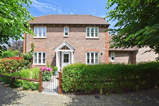 Thumbnail Detached house for sale in Clearheart Lane, Kings Hill, West Malling, Kent