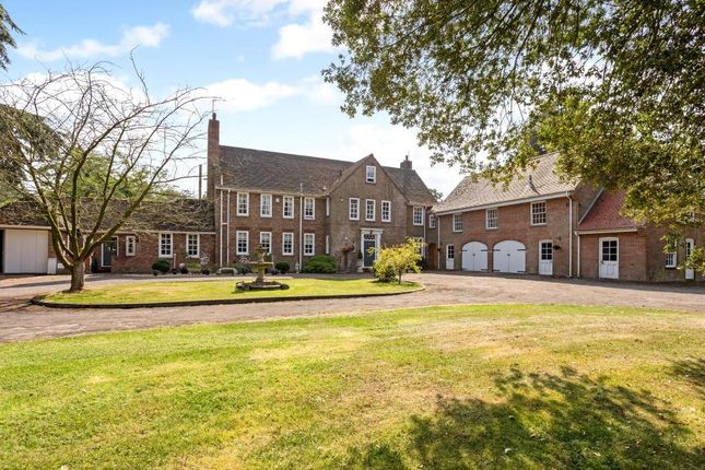 8 bed detached house for sale in Manby House, Carlton Road, Manby, Louth LN11