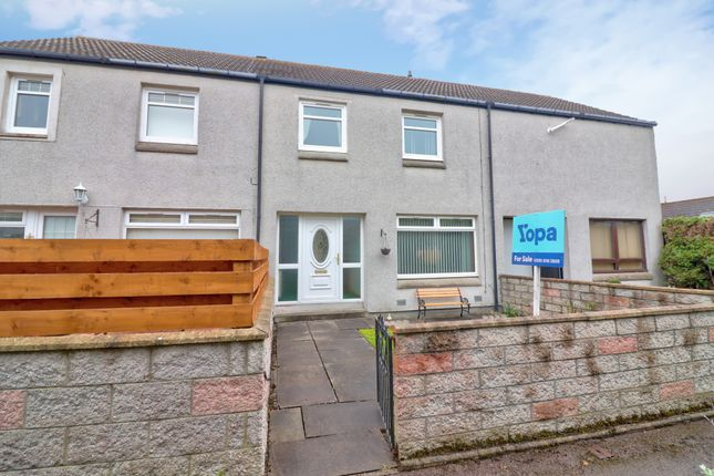 3 bed terraced house for sale in Hillswick Road, Aberdeen AB16