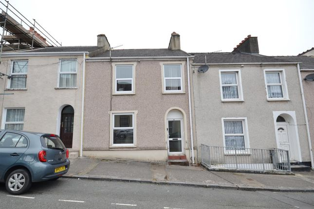 Thumbnail Terraced house for sale in Laws Street, Pembroke Dock