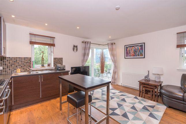 Lounge/Kitchen of Lochend Park View, Edinburgh EH7