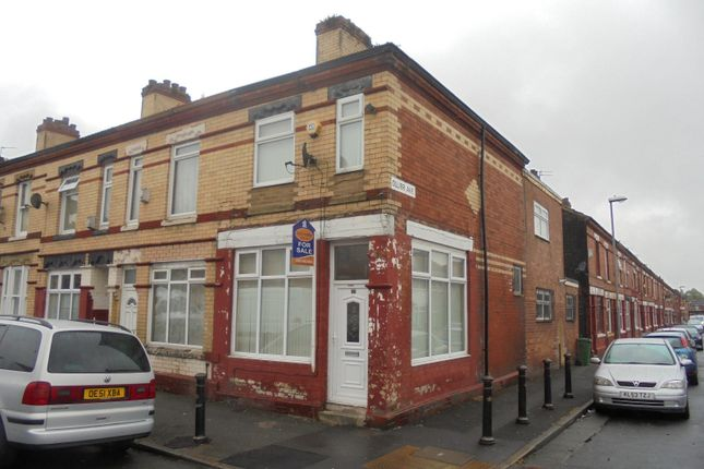 Thumbnail Terraced house to rent in Hemmons Road, Manchester
