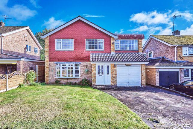 Thumbnail Detached house for sale in Ben Austins, Redbourn, St. Albans