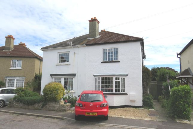 Thumbnail Semi-detached house for sale in The Haven, Gosport