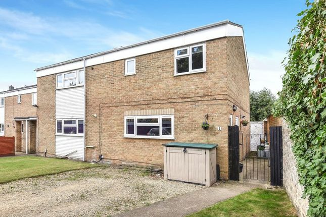 Thumbnail Semi-detached house for sale in Old Place Yard, Bicester