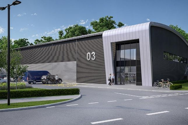 Thumbnail Warehouse for sale in Unit 4B, Butterfield Business Park, Luton, Bedfordshire