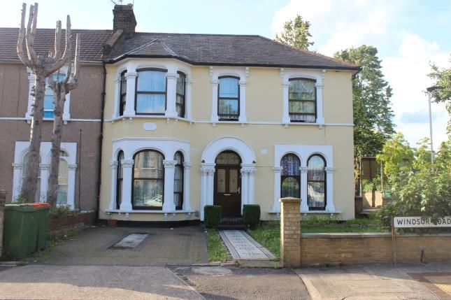 Thumbnail End terrace house for sale in Forest Gate, London, England