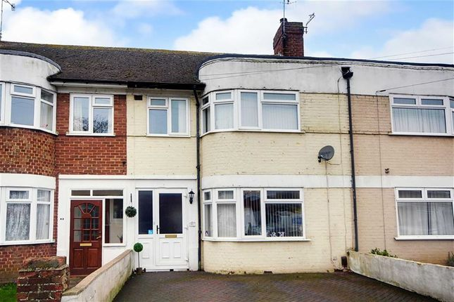 Thumbnail Terraced house for sale in Cranleigh Road, Thomas A Becket, Worthing, West Sussex