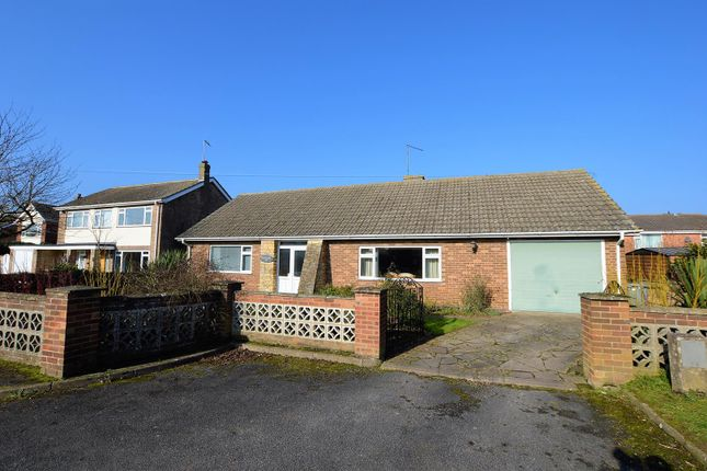 Thumbnail Detached bungalow for sale in Oxford Road, Stamford