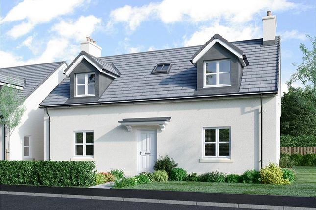 "Thumbnail Detached house for sale in ""Baird"" at Borthwick Castle Road, North Middleton, Gorebridge"