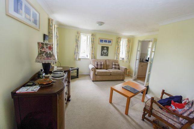 Living Room of Sanford Court, Sunderland SR2