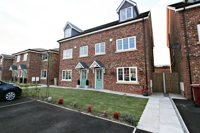 Thumbnail Semi-detached house for sale in Perseverance Close, Westhoughton