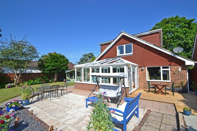 Patio of Link Hill, Storrington, Pulborough RH20