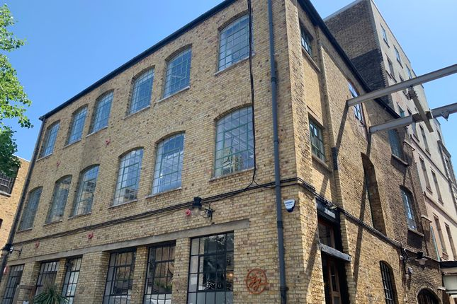 Thumbnail Office for sale in Hackney Road, London