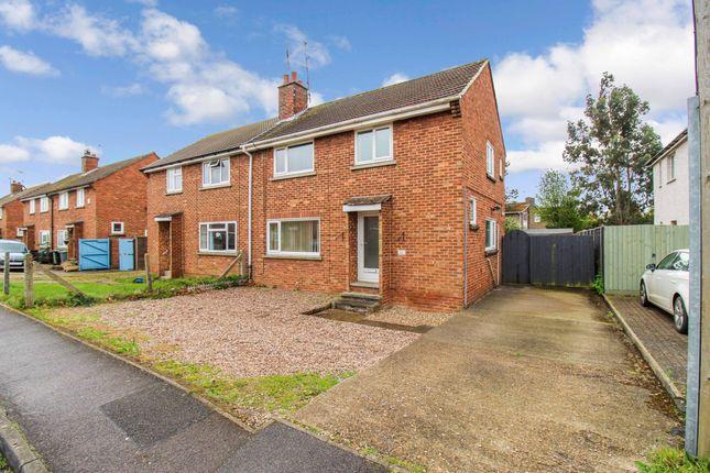 3 bed semi-detached house for sale in Millfield Road, Deeping St James, Market Deeping PE6