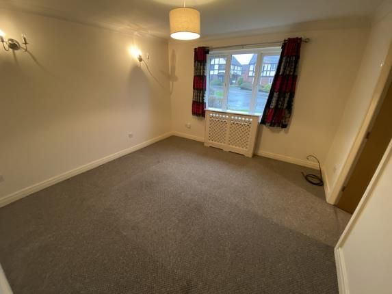 Lounge of Greenfinch Court, Blackpool, Lancashire FY3