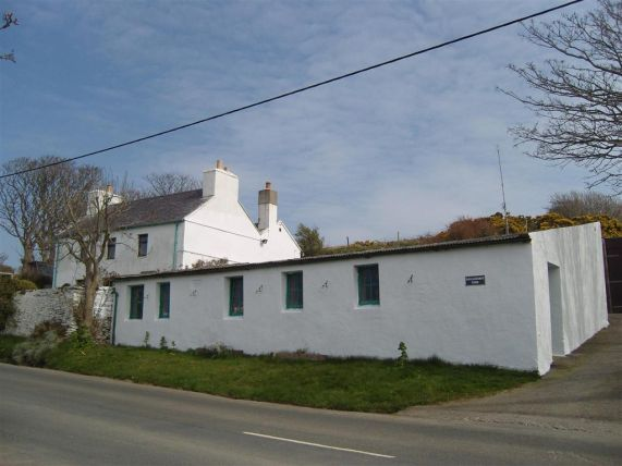 Thumbnail Property for sale in Dalby, Isle Of Man
