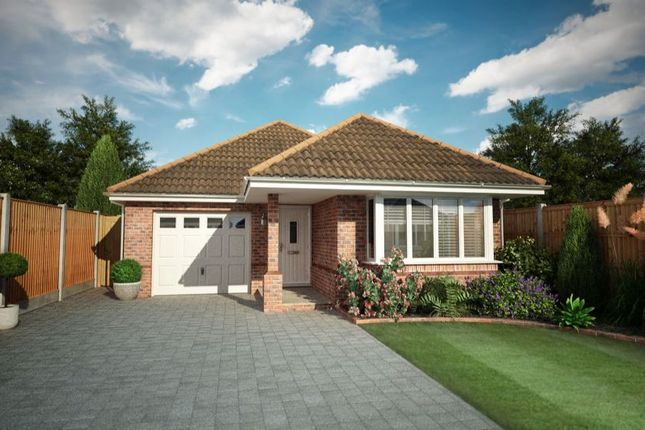 Thumbnail Semi-detached bungalow for sale in Gainsford Avenue, Clacton-On-Sea