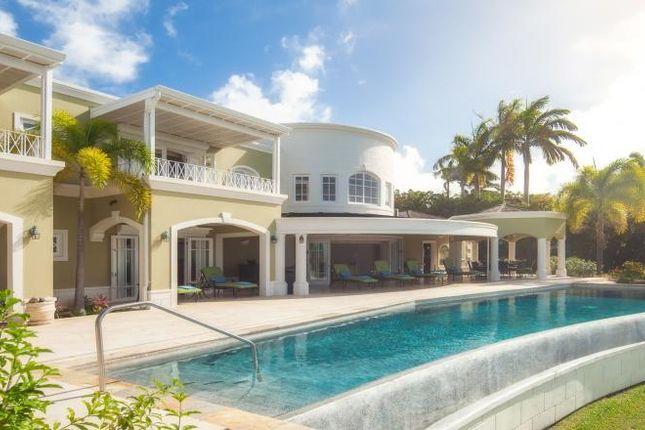 Thumbnail Villa for sale in Sugar Hill, Barbados