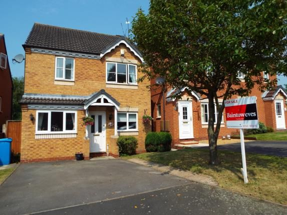Thumbnail Detached house for sale in Teddesley Way, Huntington, Cannock, Staffordshire